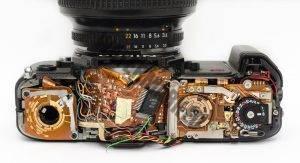 camera, inside, mechanics
