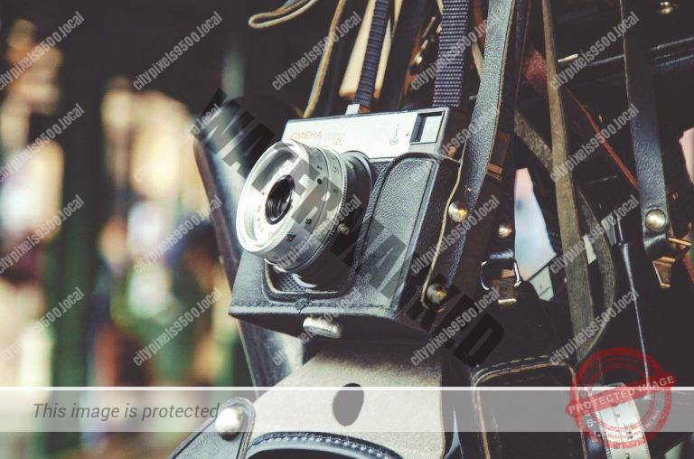 camera, vintage, photography